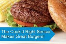 Burgers, Burgers, Burgers / We LOVE a great burger recipe!