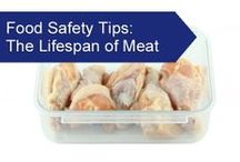 Keep it Safe (Food Safety) / Food safety is a priority when in the kitchen.  / by Volk Enterprises, Inc.