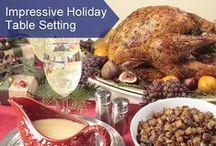 Tis the Season / We love holiday food!