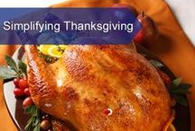 Thankful for Thanksgiving / Great recipes and tips for the Thanksgiving holiday. / by Volk Enterprises, Inc.