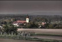 Szülőfalum Kéthely./Birth place. / Az én falum.Huszonhárom évig éltem itt.
