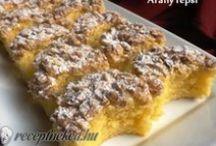 Magyar konyha./ Hungarian foods. / Ételeink.