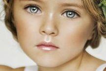 Kristina Pimenova / Gyermek modell Oroszországból.