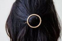 Hair inspiration / Hair style inspiration