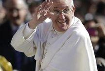 Pápa Francesco / Ferenc pápa.