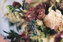 Plum Wedding Floral Inspiration / Plum Wedding Floral Inspiration : A romantic, bold and delicate color scheme used in wedding bouquets and floral decor for the modern and traditional bride using inspiring Unique, Organic, Earthy, Wild and Textural components made with real, raw, natural elements to capture the eye. Plum wedding floral inspiration in coloring, texture, and variety for the west coast and Utah brides for their weddings.