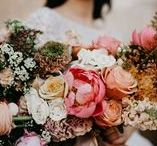 Bouquets by The Potted Pansy | Wedding Floral Bouquets / Unique, Organic, Earthy, Wild and Sometimes Big Wedding Bouquets by The Potted Pansy created with real, raw, natural elements to capture the eye. Statement pieces for Utah and West Coast Brides, created unique for each bride!
