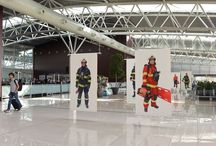 Firefighters Exhibition - Výstava Hasiči / M. R. Stefanika International Airport Bratislava Firefighters Exhibition - Výstava Hasiči 6 July - 7 December 2015 Author: Guido Andrea Longhitano