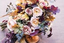 Gold Wedding Floral Inspiration / Gold Wedding Floral Inspiration : A bold and romantic color scheme used in wedding bouquets and floral decor for the modern and traditional bride using inspiring Unique, Organic, Earthy, Wild and Textural components made with real, raw, natural elements to capture the eye. Gold wedding floral inspiration in coloring, texture, and variety for the west coast and Utah brides for their weddings.