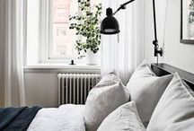 Bedroom Design Ideas / A selection of a few bedroom design ideas we believe it will make you sleep better!