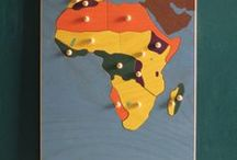 Africa / Traditional Waldorf 7th grade World Geography topic