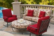 Outdoor Seating / by Sally Rogers