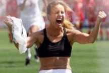 Soccer!! / Proud soccer mom!! / by Jenny Evans
