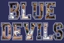 Duke University Blue Devils  / by Deborah Austin