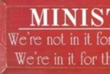 Ministry  / by Angie Collins
