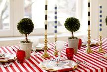 Table Deco / by Shanaz Hameen