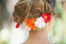 PEINADOS / Cómo vas a llevar tu cabello? Vas a utilizar un velo, una flor o un sombrero? Cómo te vas a maquillar? Aquí te iré dejando ideas para ayudarte a decidir!