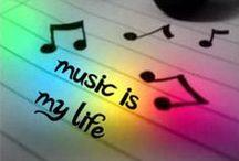 Music is my life! / by Tisha England Hanifan