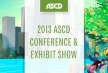 2013 ASCD Annual Conference / Join us March 16-18, in #Chicago, Ill., where the theme will be Learning: Our Story. Our Time. Our Future.