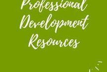 Professional Development / A collection of resources including articles, blog posts, books, courses and more to help educators grow professionally.