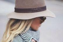 Stylish Hats / by Shanaz Hameen