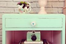 Home Decor / Adding pops of colour into your home
