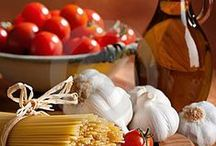 Food Of Italy / The food of Italy are made with simple and fresh ingredients  / by Ivana