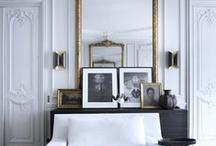 Interiors / by Diana Cha