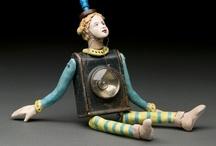 Nin-gyou (Dolls) / by Masala Chai