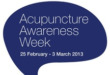Acupuncture / by Covent Garden Acupuncture