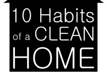 Cleaning & Home Tips / by Angie Collins