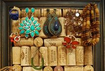 Re-using Wine Corks / by Moments that Define Life