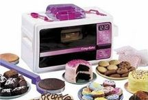 Easy Bake Oven Recipes / by WELL, in THIS House