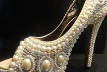 Shoes that shines....