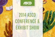 2014 ASCD Annual Conference & Exhibit Show / Join us March 15-17, in Los Angeles, CA at the LA Convention Center for the premier education event of the year!
