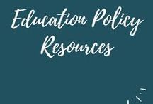 Education Policy Resources / From the classroom to Capitol Hill, get the latest education policy news and developments and learn about opportunities to take action.