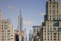 NYC / by Corey Burke