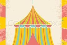 Carnival & Circus Theme / Ideas for a Carnival or Circus Themed Party