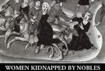 Bad Apples / Research for my 2013 NaNoWriMo historical fiction project - Bad Apples: Villains in My Family Tree.