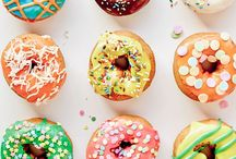 The Sweet Life / Livi Lee's Daylight Donuts & Cafe inspiration! / by Wendy W