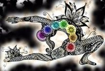 Chakras, Crystals & Colors / Balancing chakra energy; what does it all mean; scientific findings around chakras, energy and how the Universe is connected to one Source Energy.