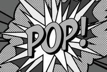 comics / pop art