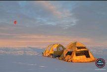 Expedición Circunnavegación Groenlandia 2014 Trineo de Viento / Fotos de la Expedición liderada por el explorador polar español y fundador de Tierras Polares Ramón Larramendi en el transcurso de la Expedición de Circunnavegación del interior helado de Groenlandia a bordo del Trineo de Viento. http://www.tierraspolares.es/trineodeviento/