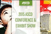 2015 ASCD Annual Conference & Exhibit Show / The 70th ASCD Annual Conference and Exhibit Show heads to Houston, TX from March 21-23, 2015. Visit annualconference.ascd.org to register!