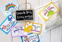 lunchbox notes / by Robyn Todorovic