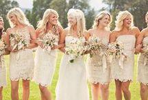 Bridesmaid. / by Corey Burke
