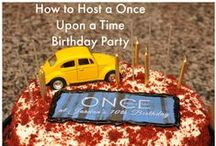 Once Upon a Time Birthday / Themed after the ABC show, Once Upon a Time