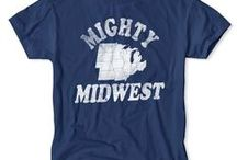 Midwest Pride / T-shirts for people from the Midwest!