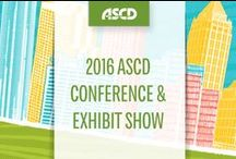 2016 ASCD Annual Conference & Exhibit Show / The 71st ASCD Annual Conference and Exhibit Show will be held at the Georgia World Congress Center in Atlanta, Ga., April 2–4, 2016, and will feature more than 200 professional learning sessions for educators of all roles and interests. Visit annualconference.ascd.org to register!