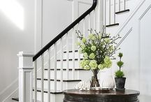 Stairs / Gorgeous stairways, interior stairs, exterior stairs, staircases